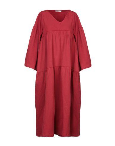 Фото - Платье до колена от BEAUMONT ORGANIC красного цвета