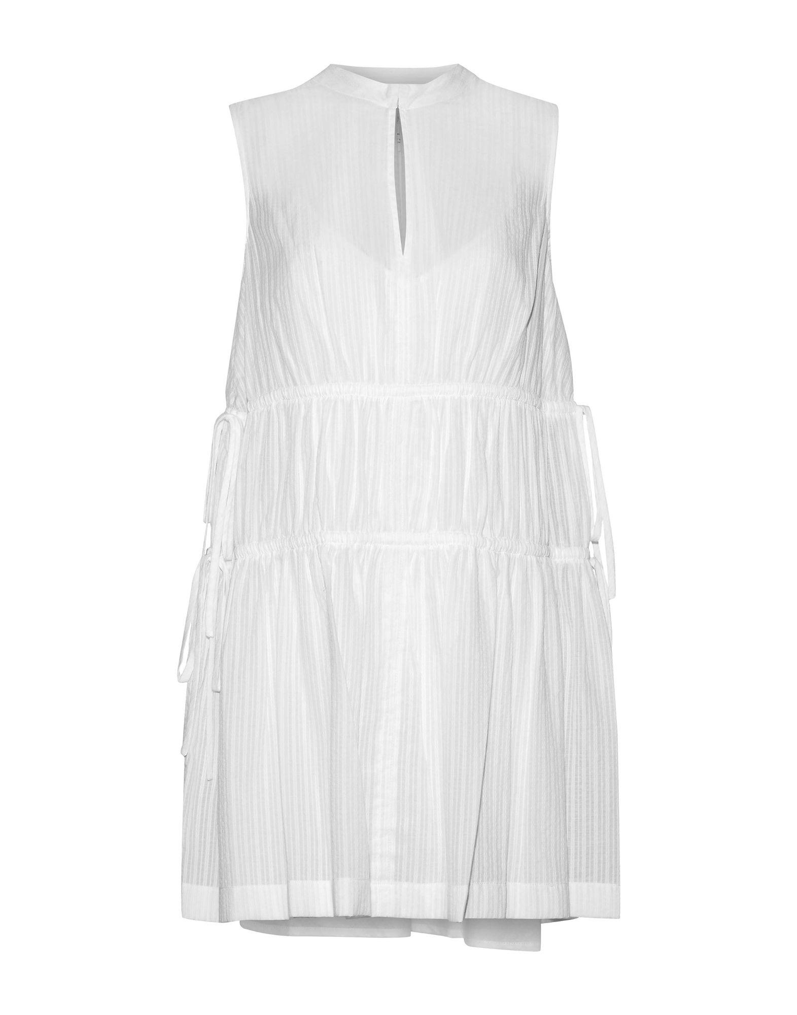 купить DEREK LAM Короткое платье по цене 9800 рублей