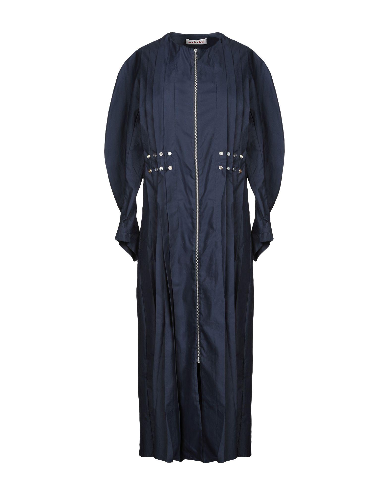MINKI CHENG Легкое пальто