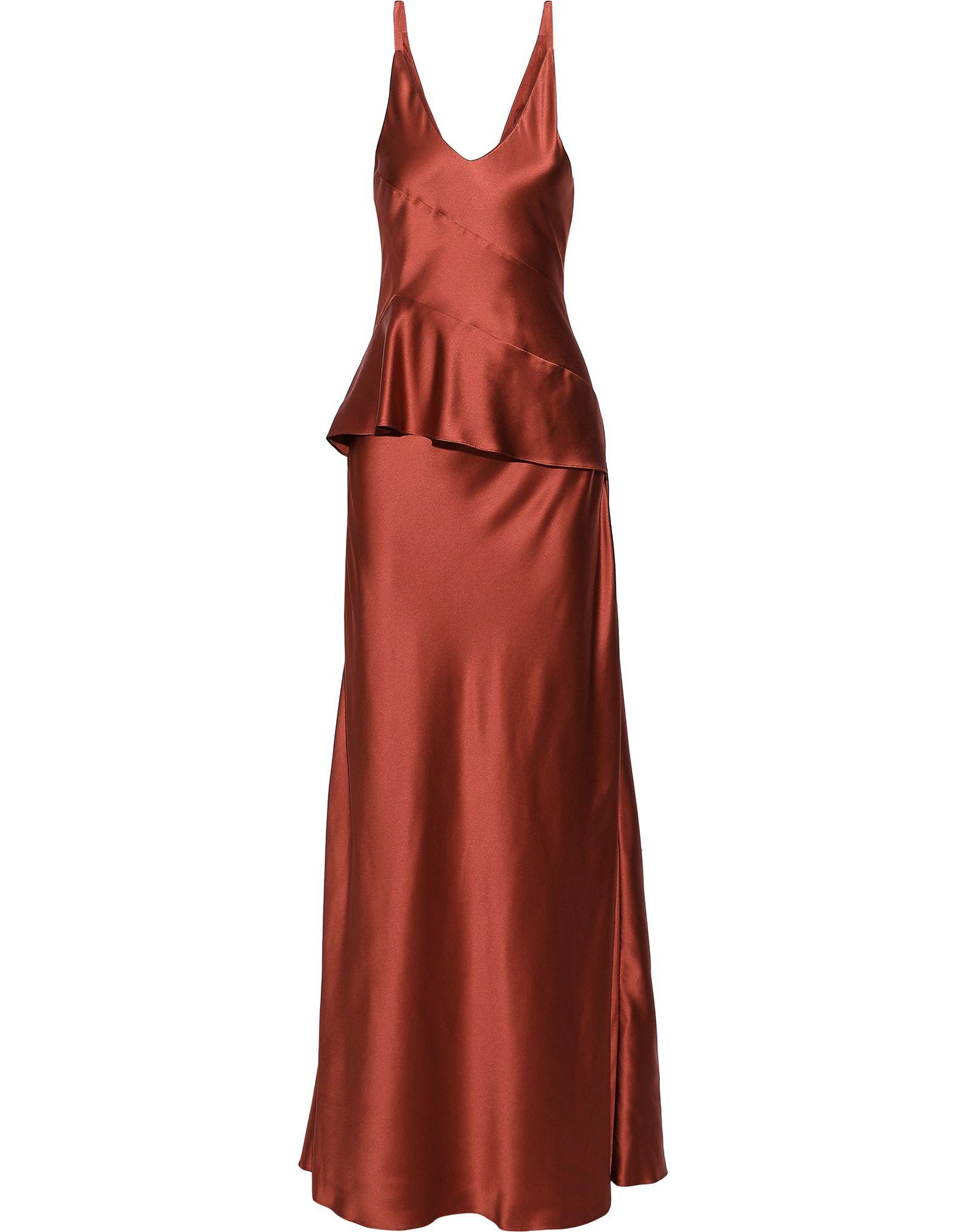 NARCISO RODRIGUEZ Длинное платье