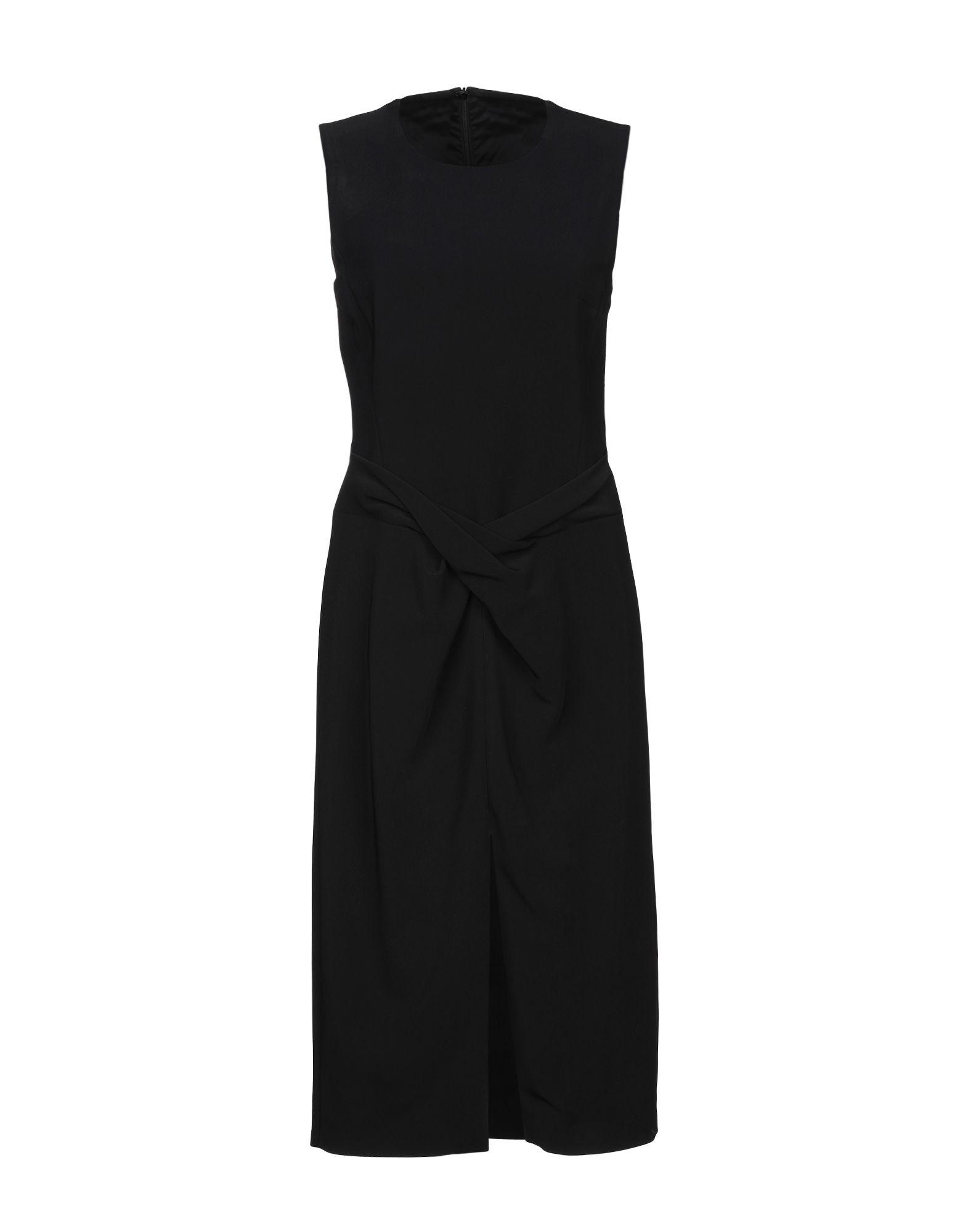 Фото - MICHAEL KORS COLLECTION Платье до колена michael kors collection платье до колена