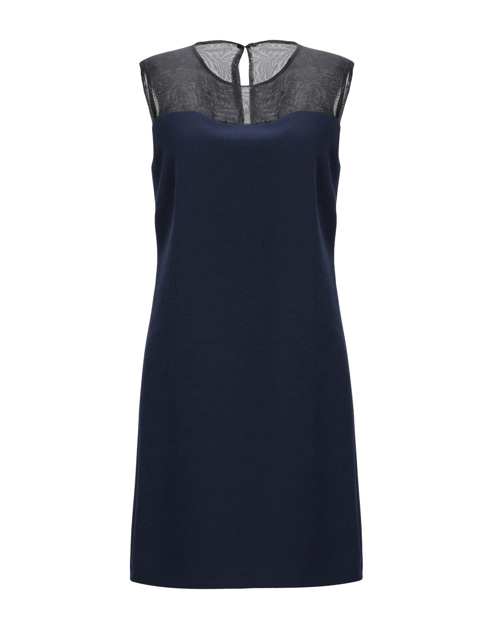 COMPAGNIA ITALIANA Короткое платье compagnia italiana женские топы на лето