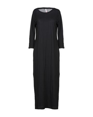 Фото - Платье длиной 3/4 от SUN 68 черного цвета