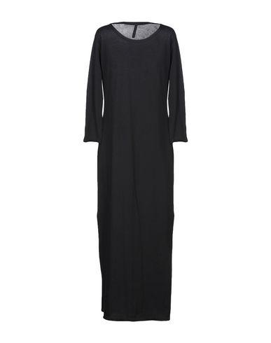Фото 2 - Платье длиной 3/4 от SUN 68 черного цвета