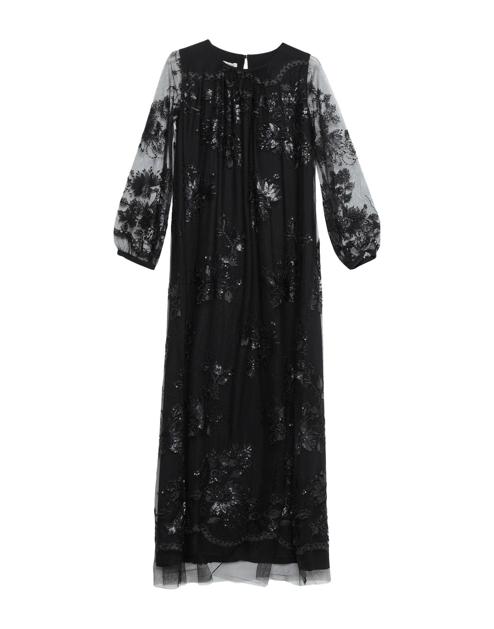 цена на JUPE DE SATIN Длинное платье