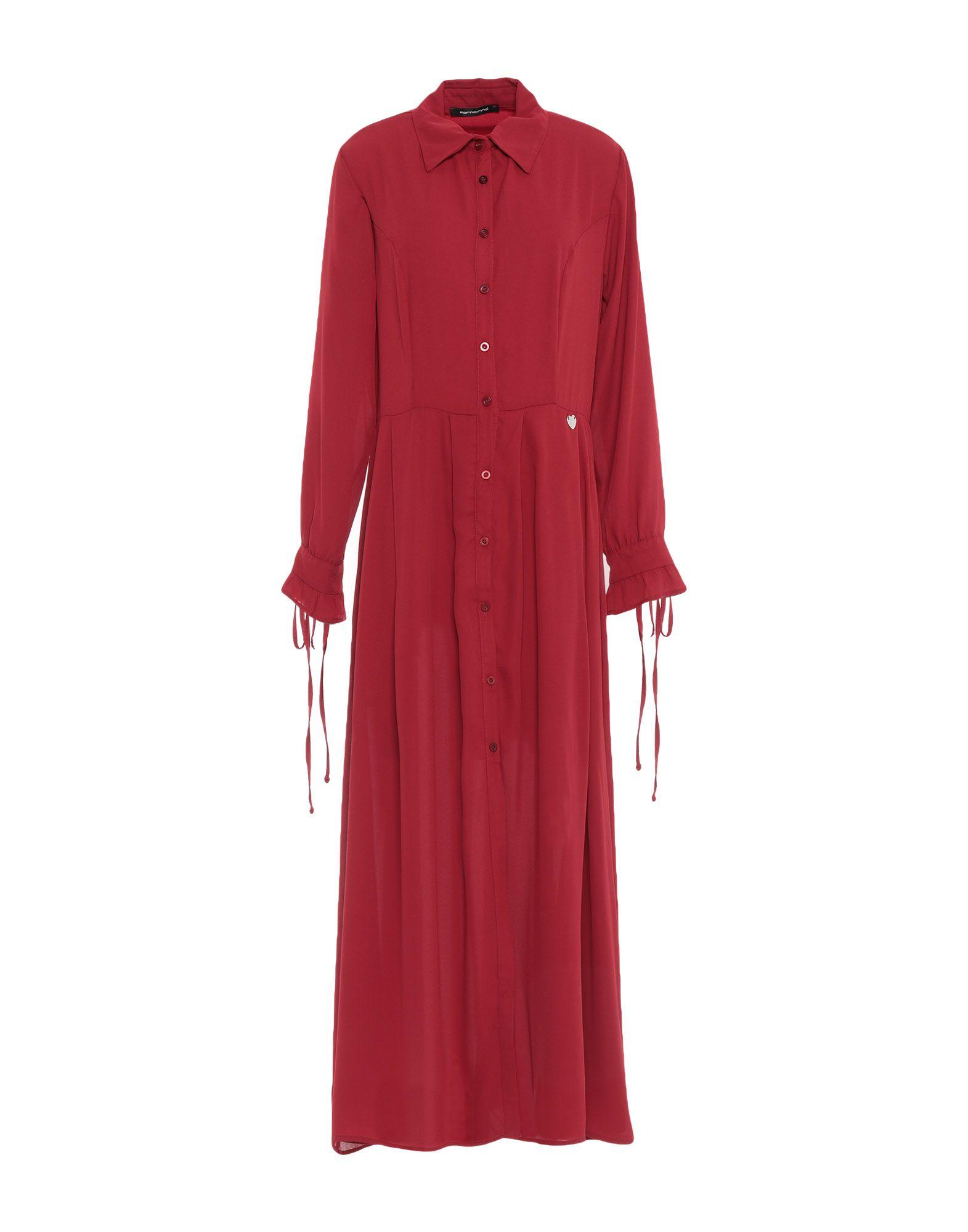 FORNARINA Длинное платье fornarina короткое платье