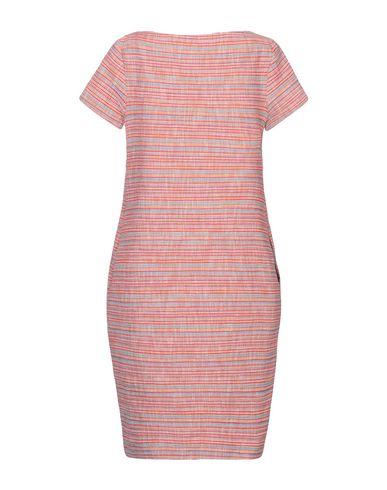 Фото 2 - Платье до колена от NIŪ кораллового цвета