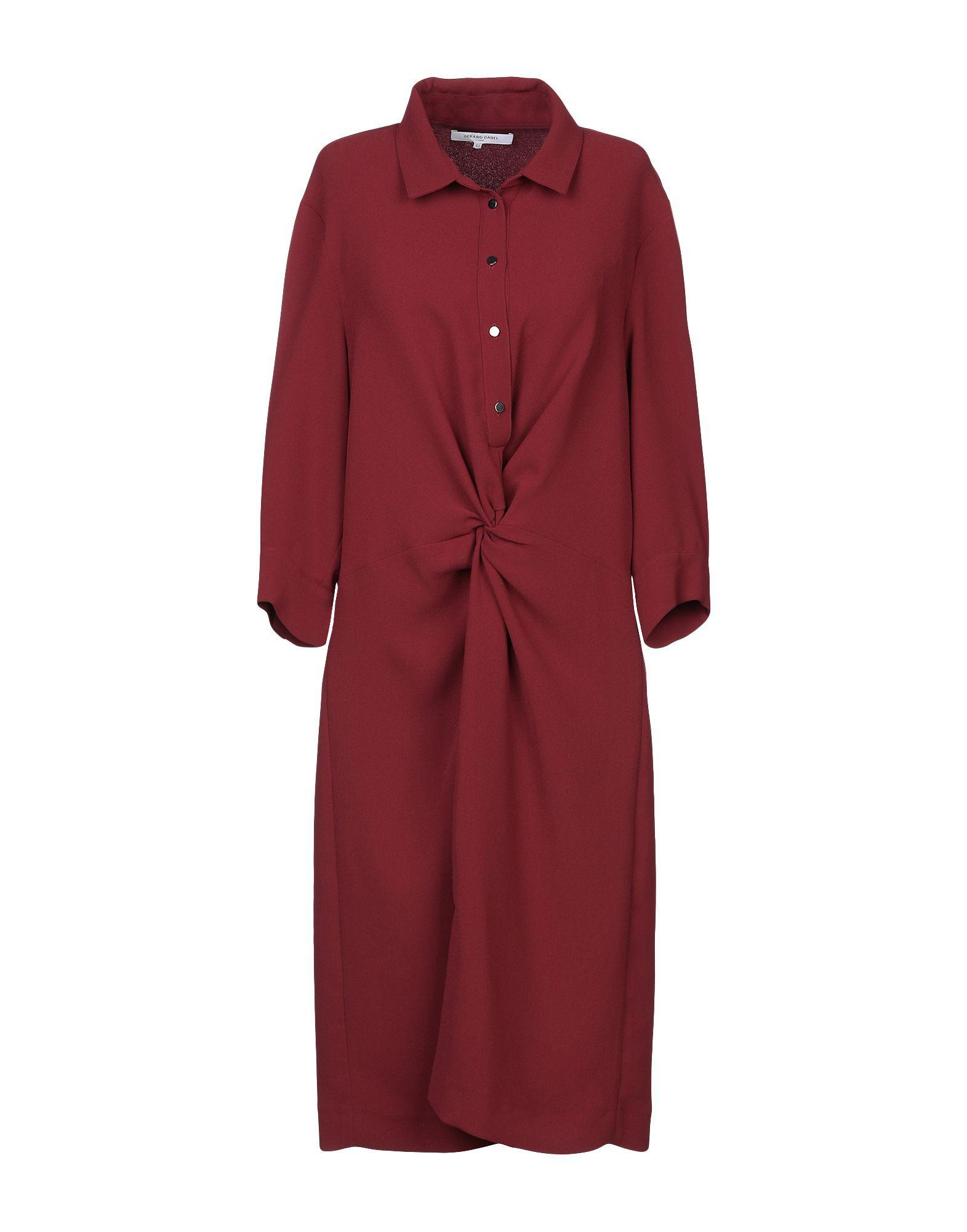 цена на GERARD DAREL Короткое платье