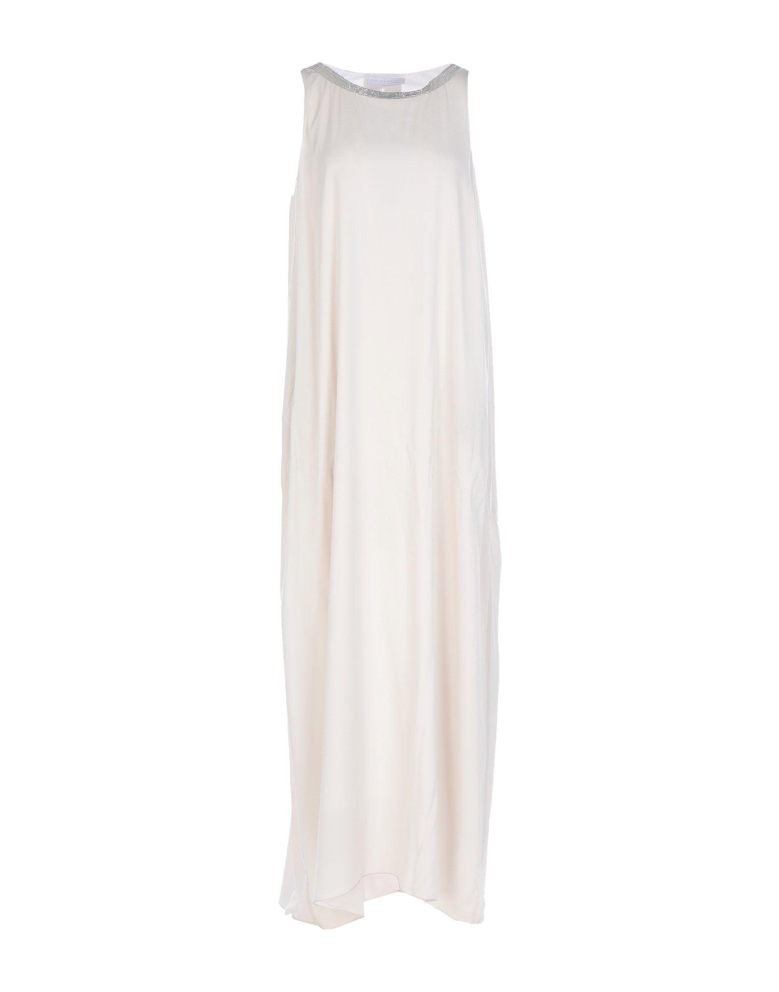 FABIANA FILIPPI Длинное платье