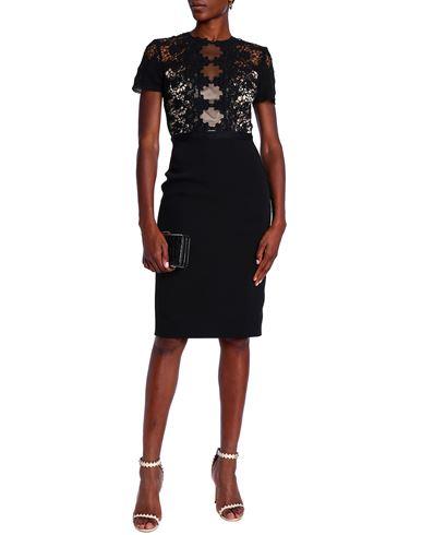 Фото 2 - Платье до колена от CATHERINE DEANE черного цвета