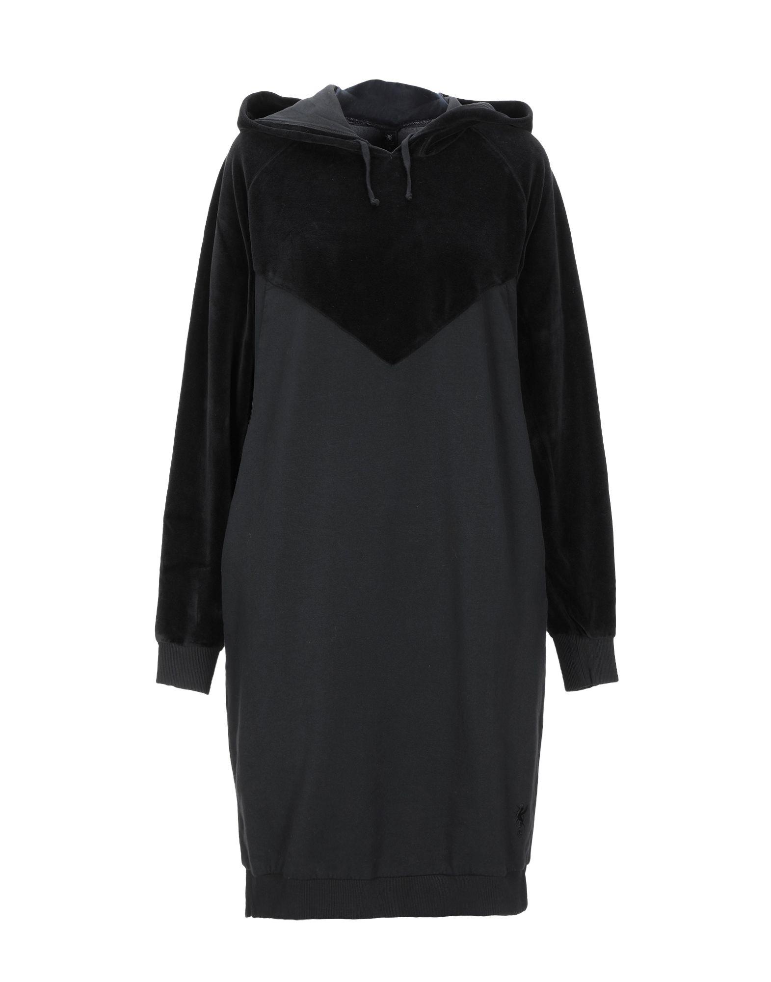 купить EUROPEAN CULTURE Короткое платье по цене 7200 рублей