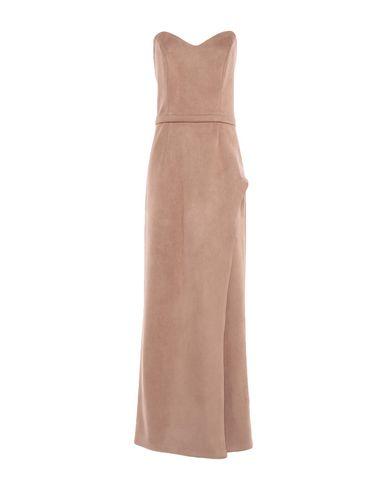 Фото - Платье длиной 3/4 от SIMONA-A цвет верблюжий