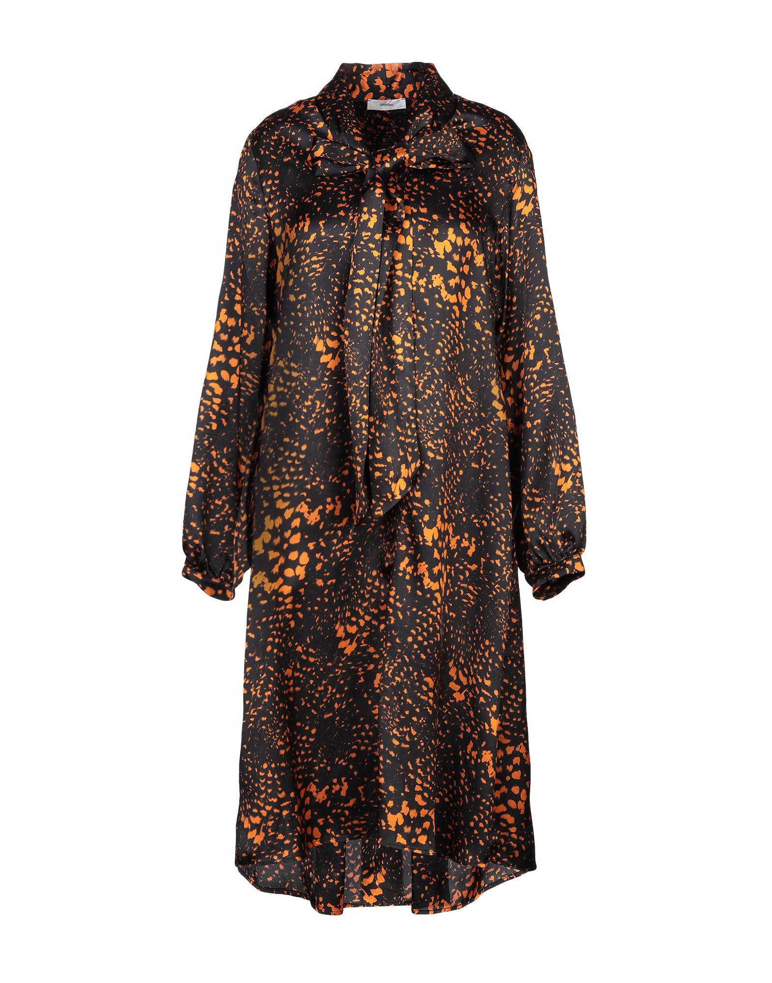 MAURO GRIFONI Платье до колена