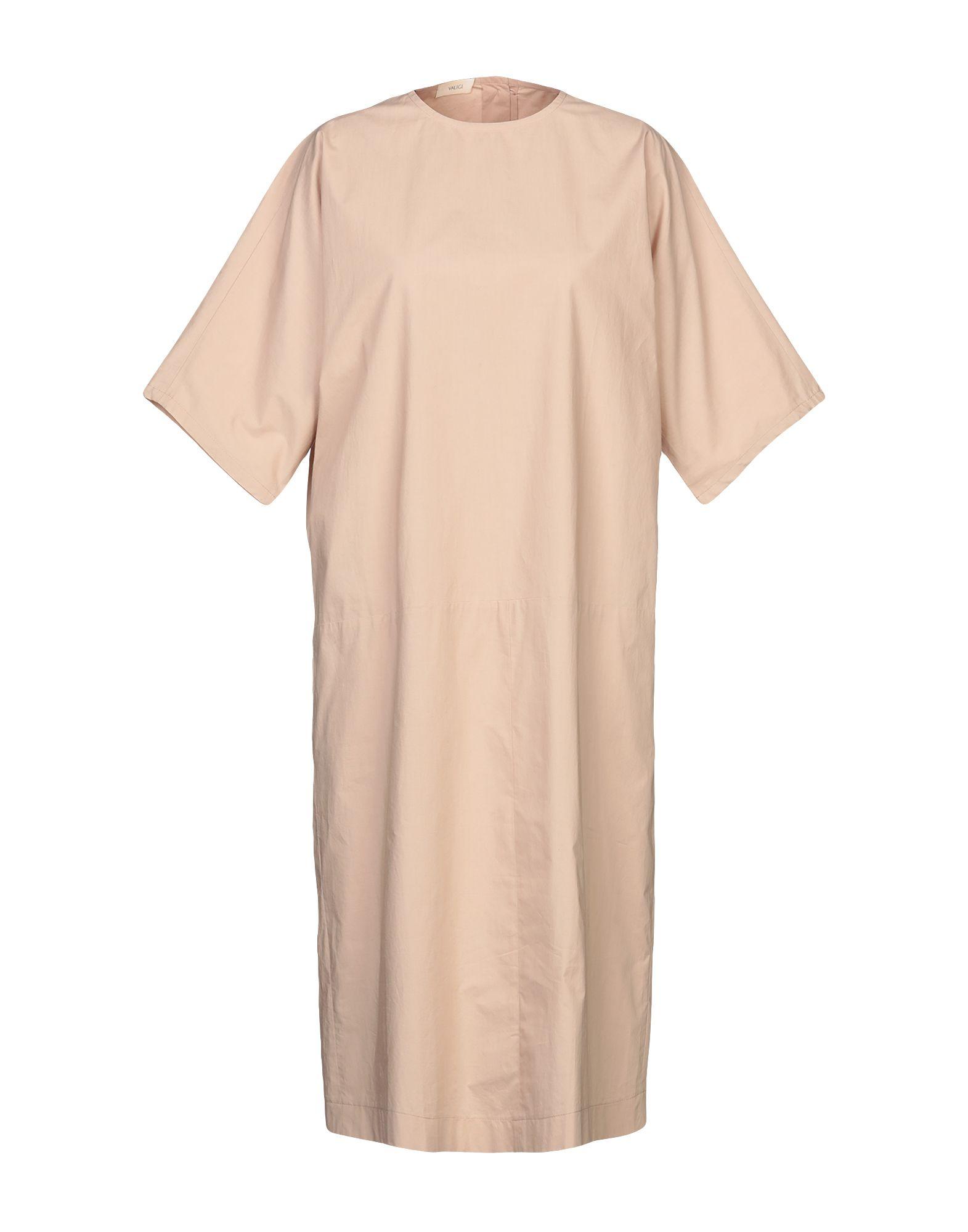цены на VALIGI Платье до колена  в интернет-магазинах
