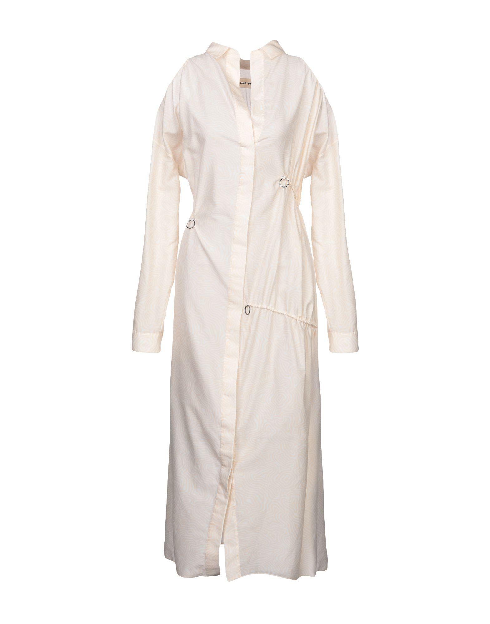 DAMIR DOMA Платье длиной 3/4 цена 2017