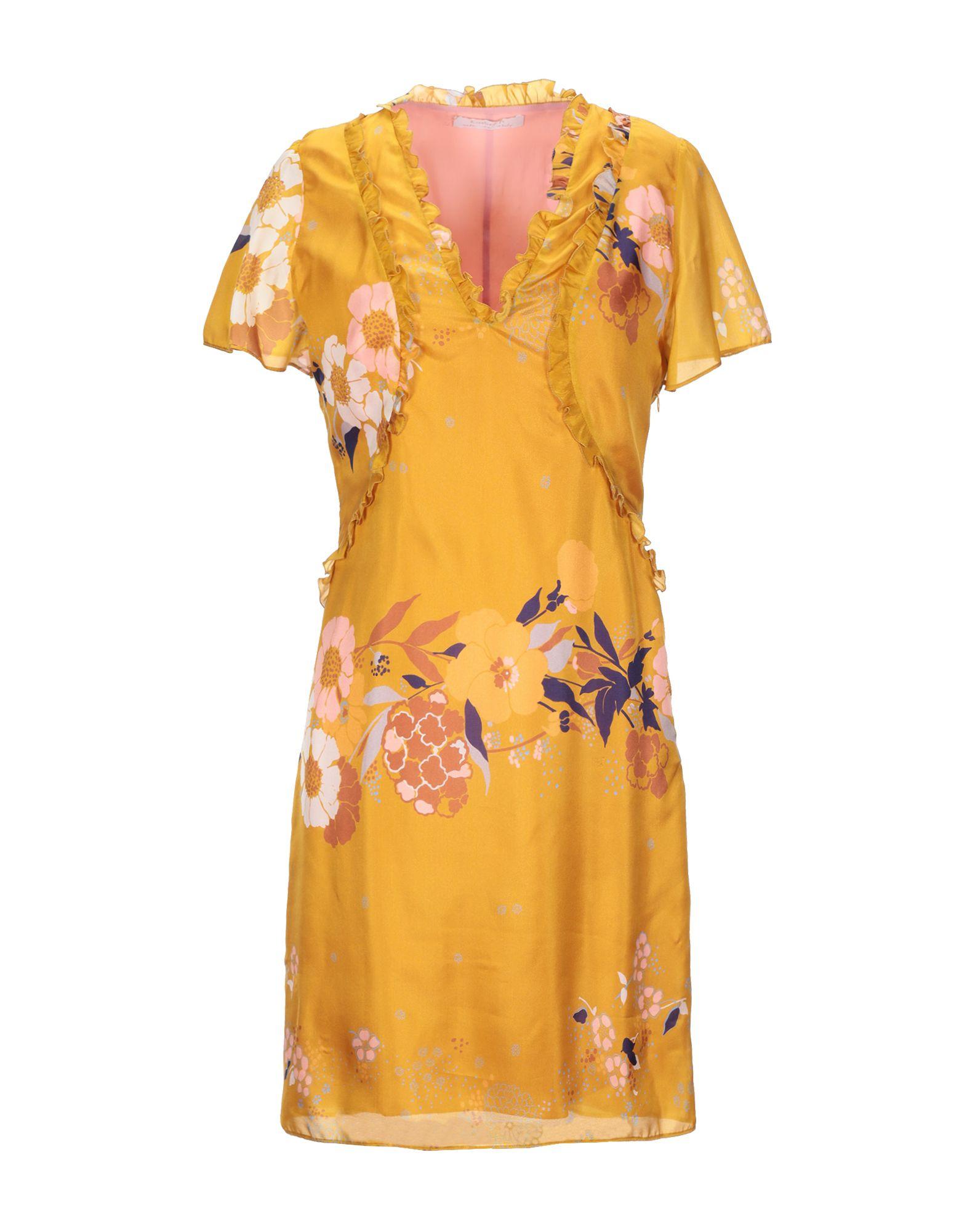 купить KRISTINA TI Короткое платье по цене 13700 рублей