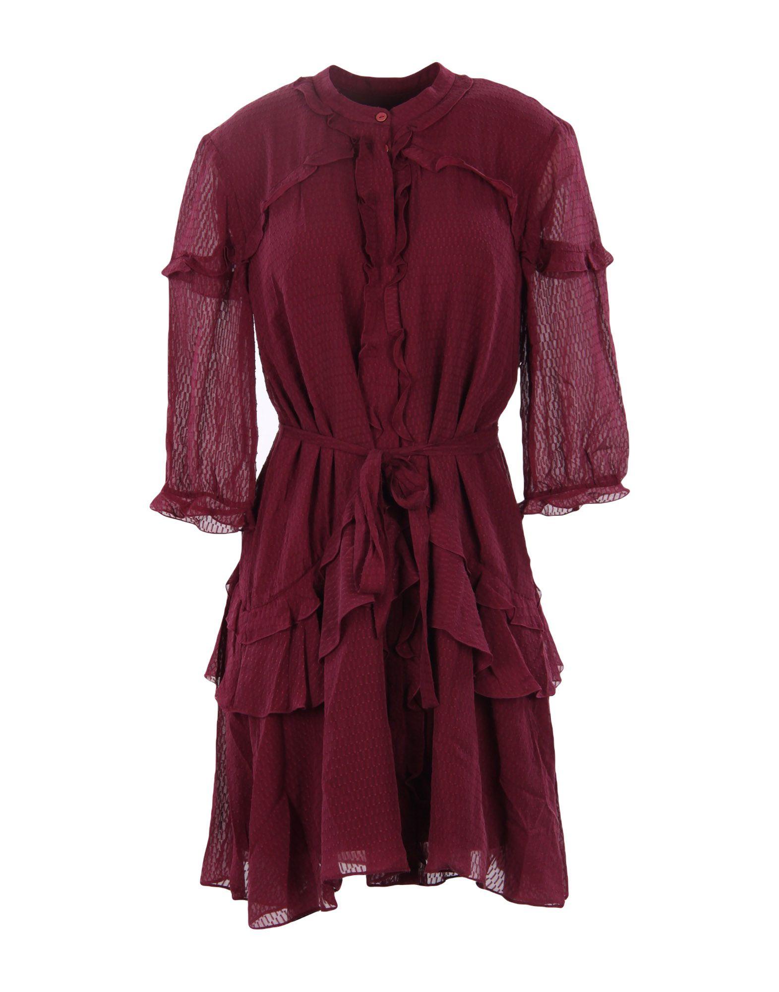 SALONI Короткое платье jill stuart короткое платье