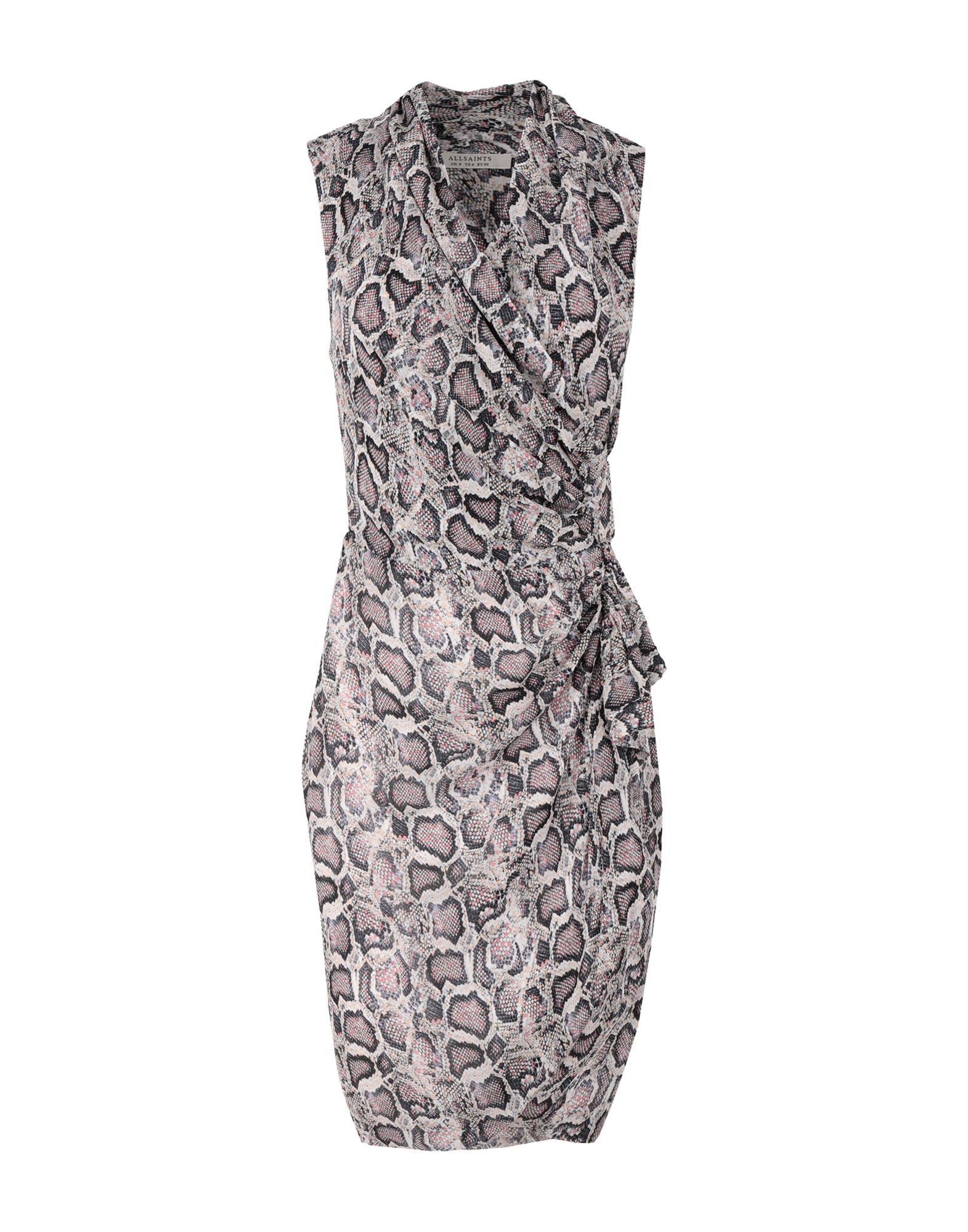 ALLSAINTS Платье до колена