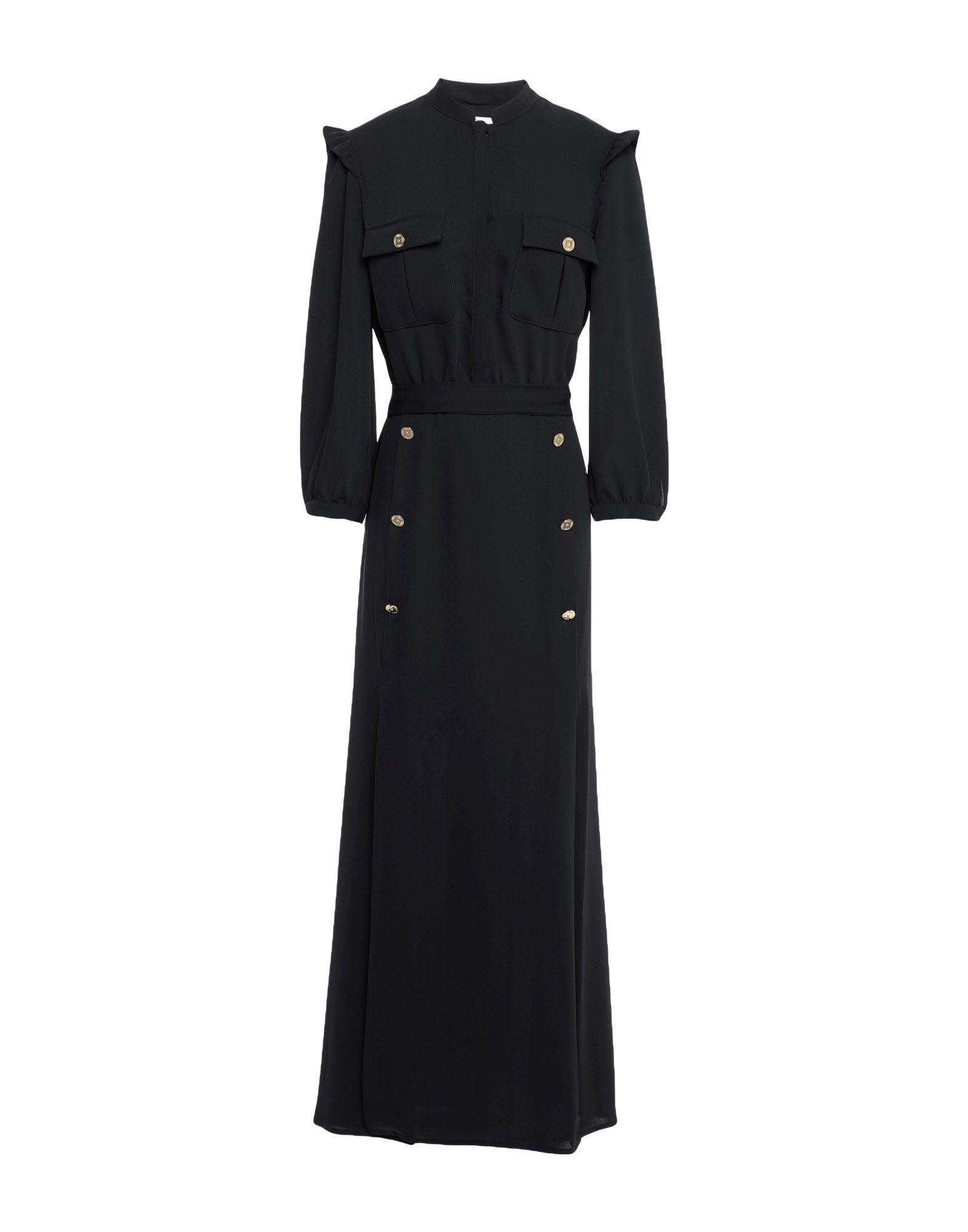 CLIPS MORE Длинное платье clips длинное платье