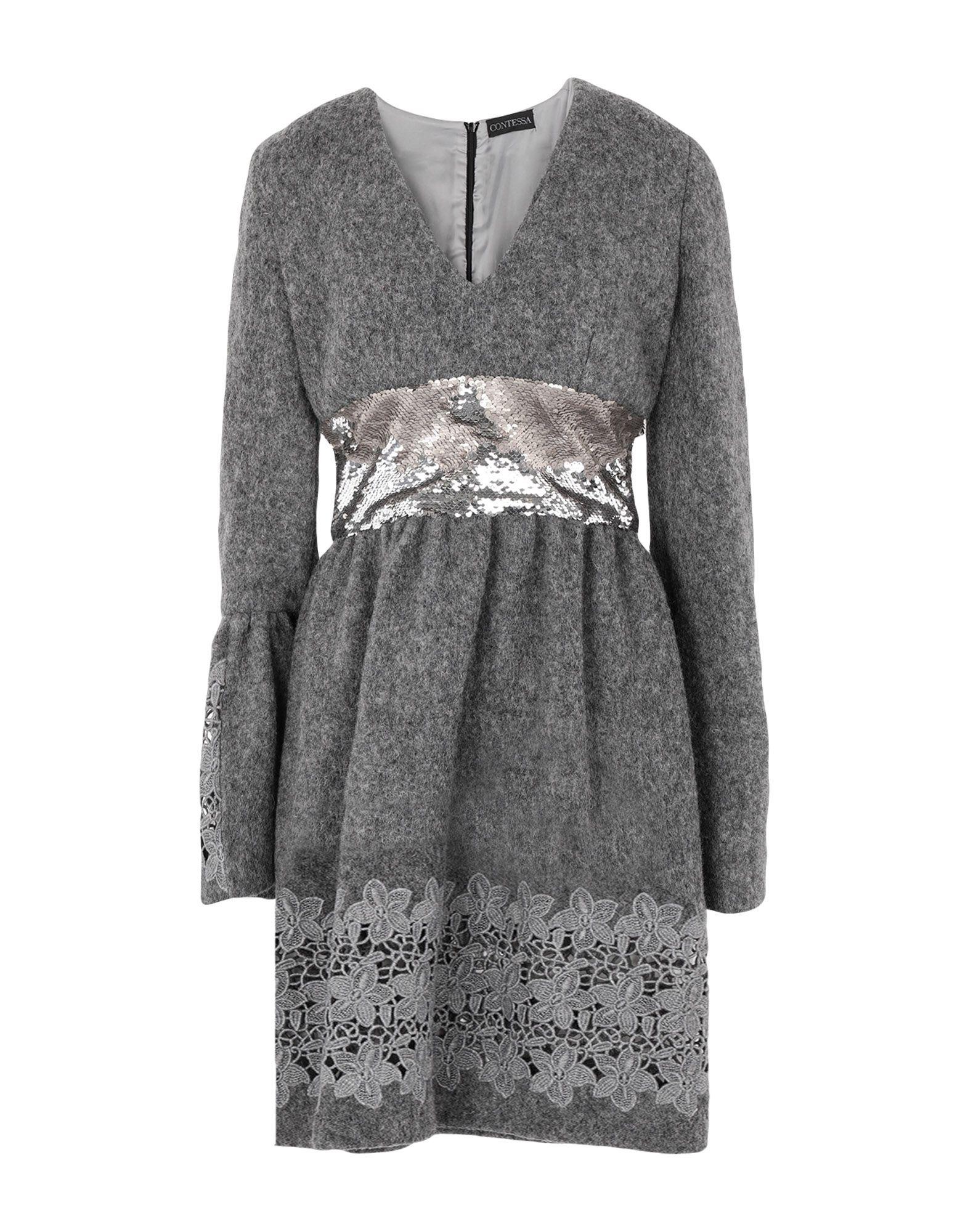 CONTESSA Платье до колена цена