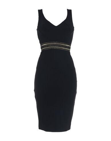 Фото - Платье до колена от CHRISTIES À PORTER черного цвета