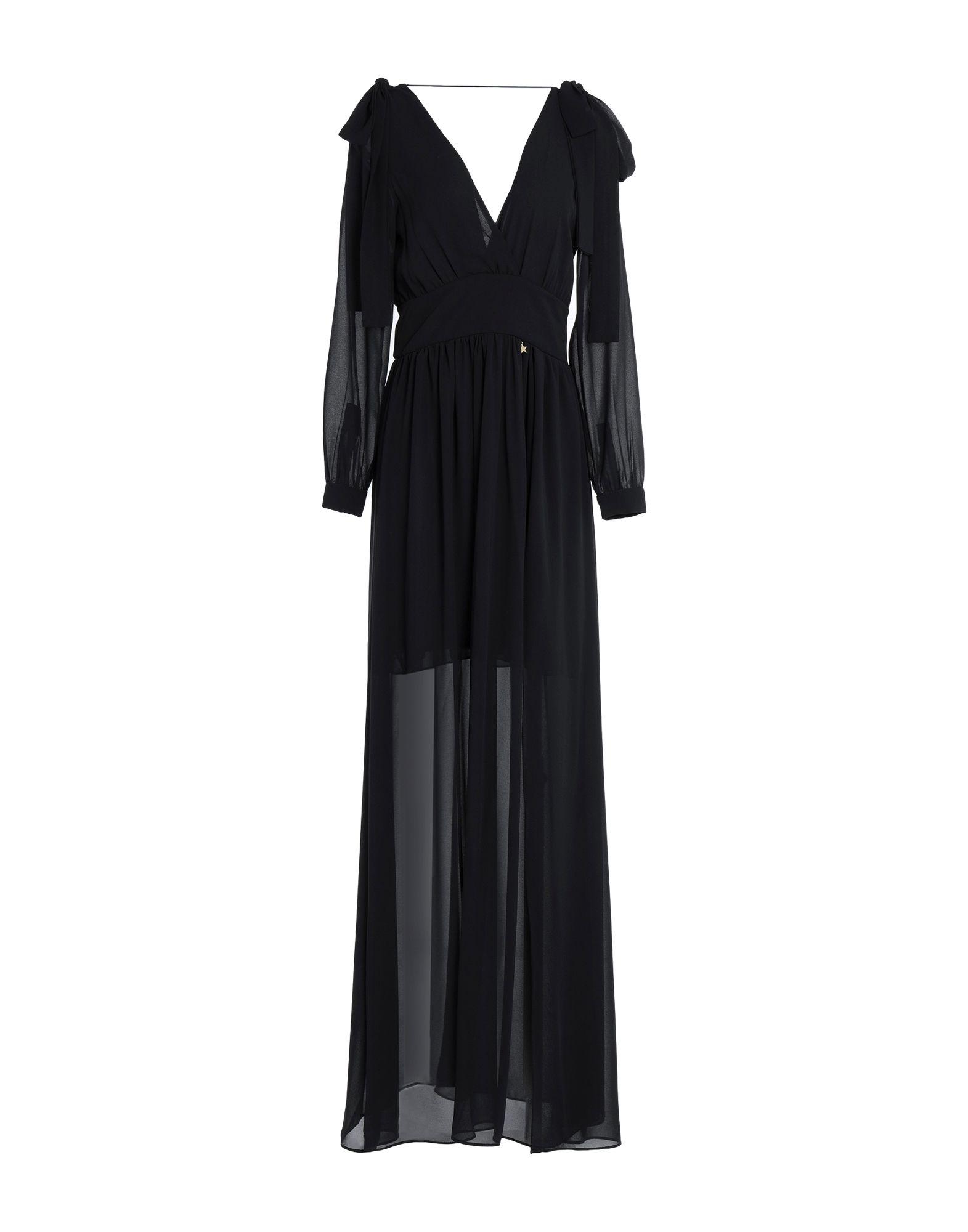 QUEGUAPA Длинное платье queguapa короткое платье