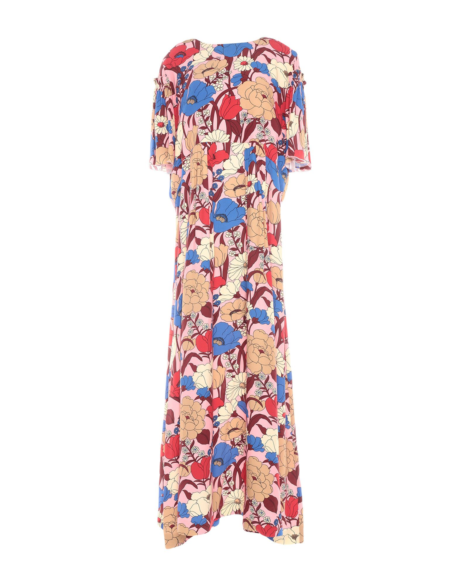 VIVETTA Длинное платье vivetta ремень