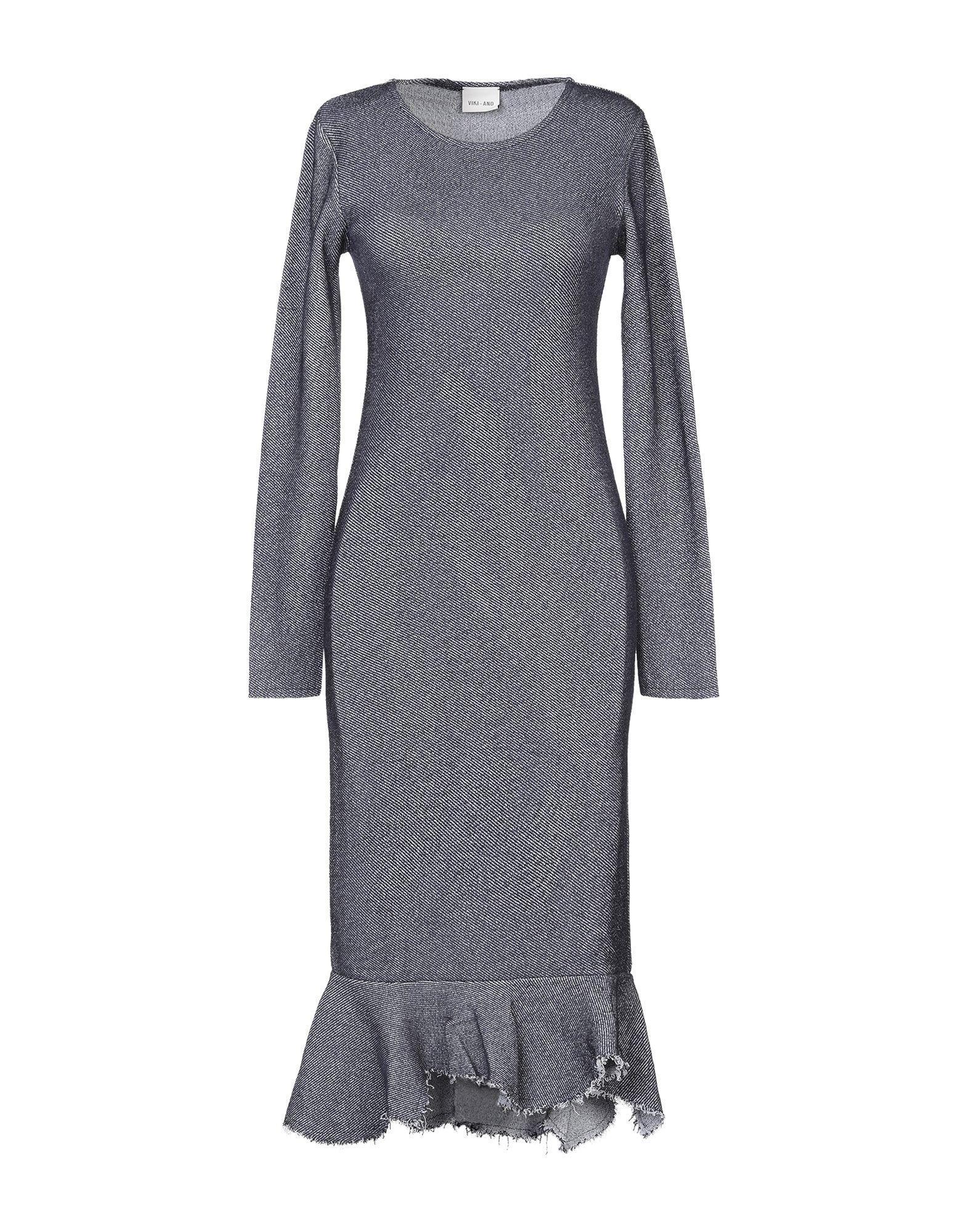VIKI-AND Платье до колена