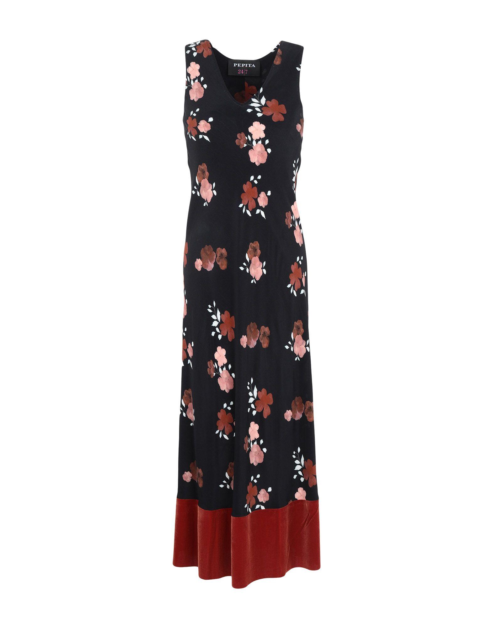 PEPITA Платье длиной 3/4 pepita комбинация