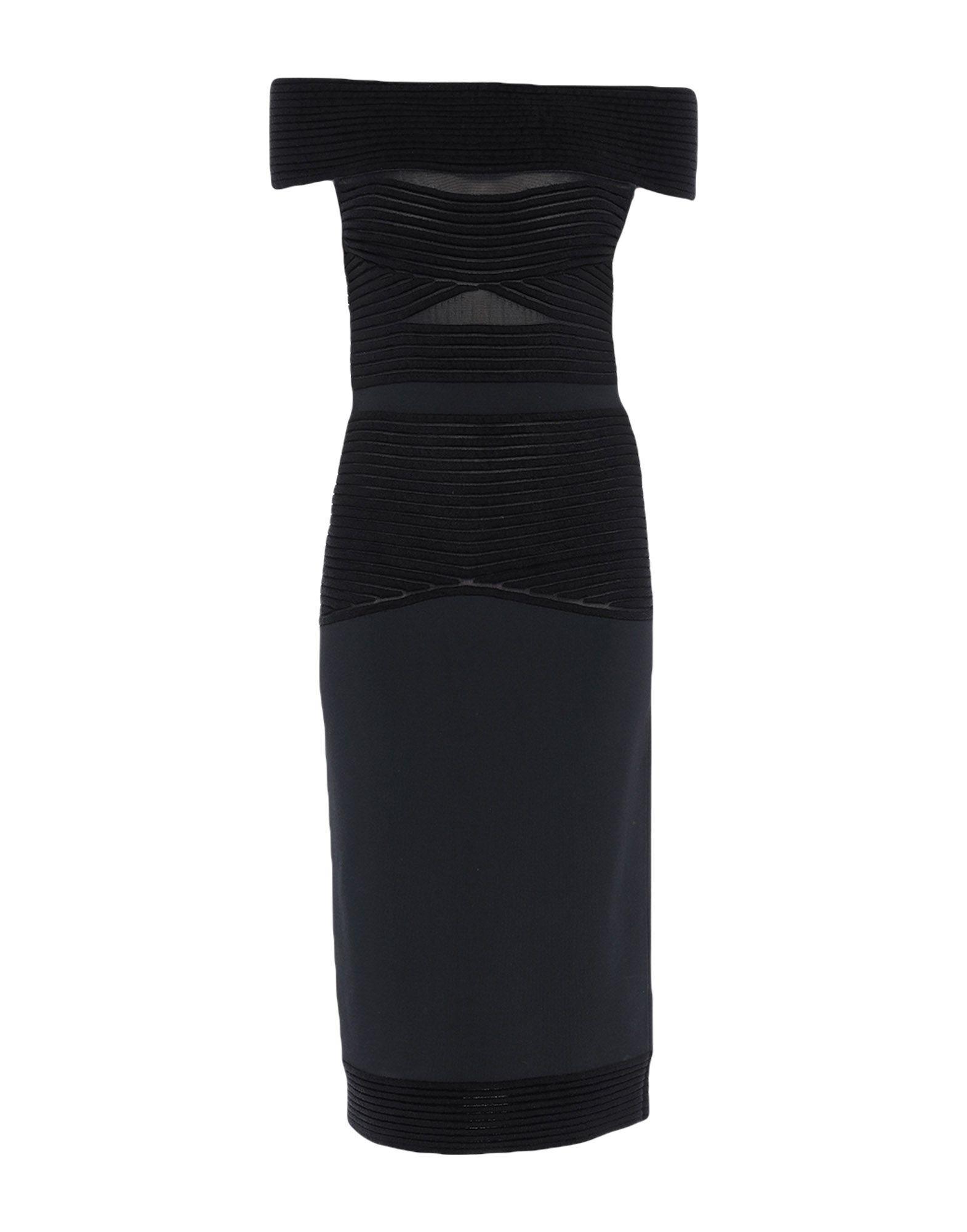 ROLAND MOURET Платье до колена roland mouret однотонное платье cheveley