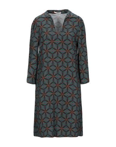 Фото - Женское короткое платье SIYU цвет цвет морской волны