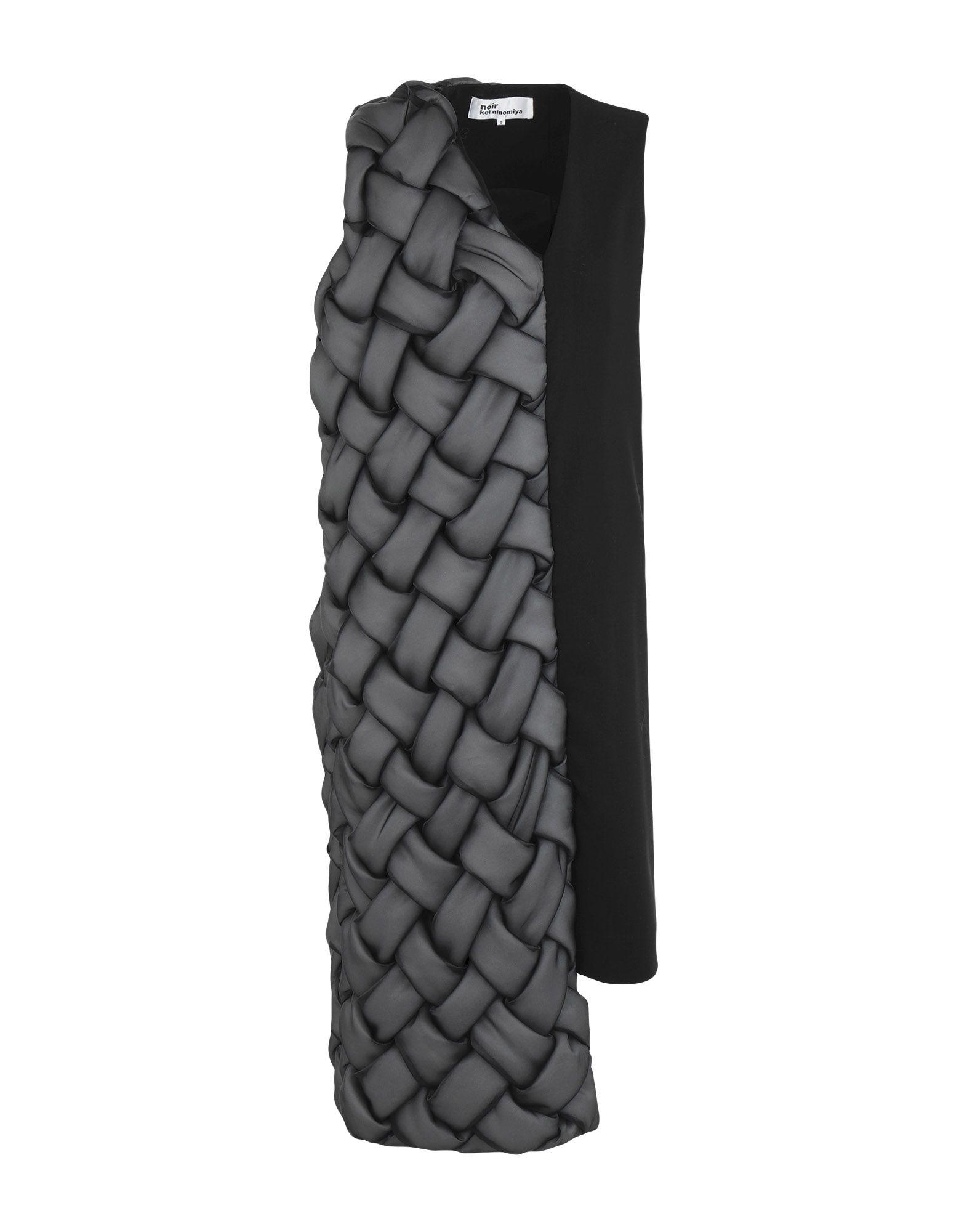 Фото - NOIR KEI NINOMIYA Платье длиной 3/4 noir kei ninomiya юбочный комбинезон