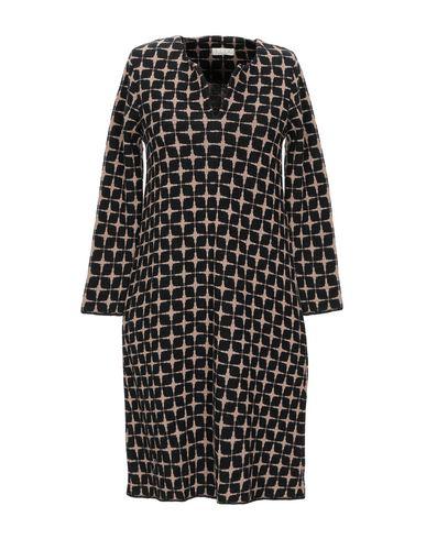 Фото - Женское короткое платье SIYU черного цвета