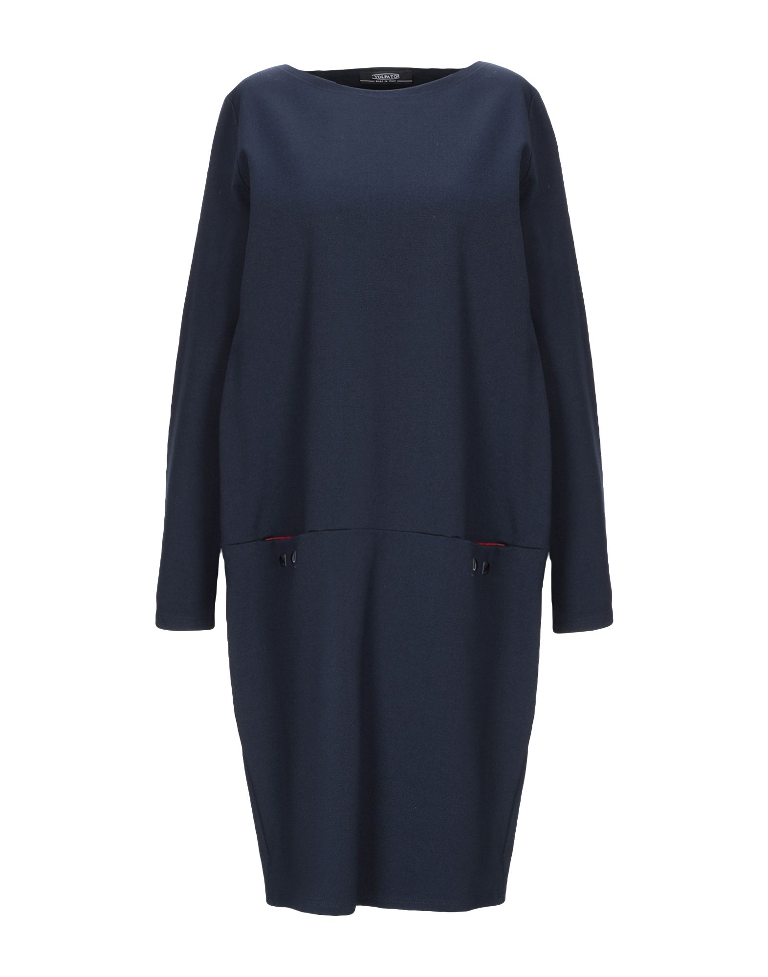 VOLPATO Короткое платье volpato блузка