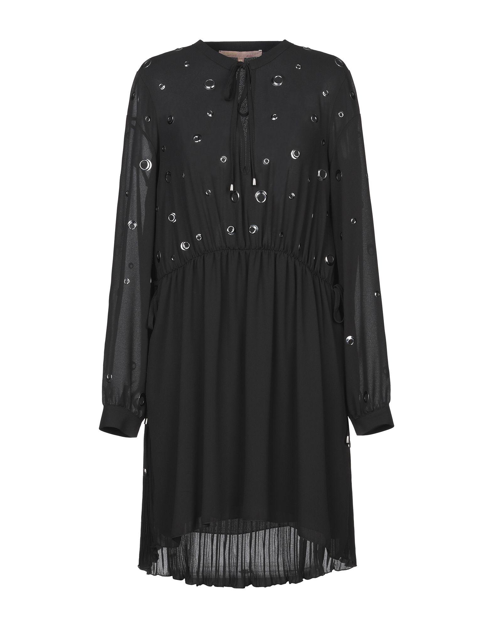 BABYLON Короткое платье babylon свитер