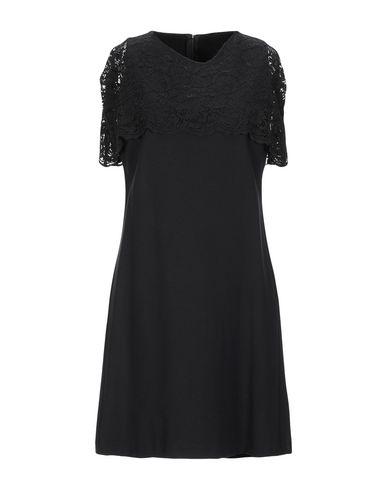 Фото - Женское короткое платье GRETHA Milano черного цвета