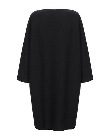 Фото 2 - Женское короткое платье HARRIS WHARF LONDON черного цвета