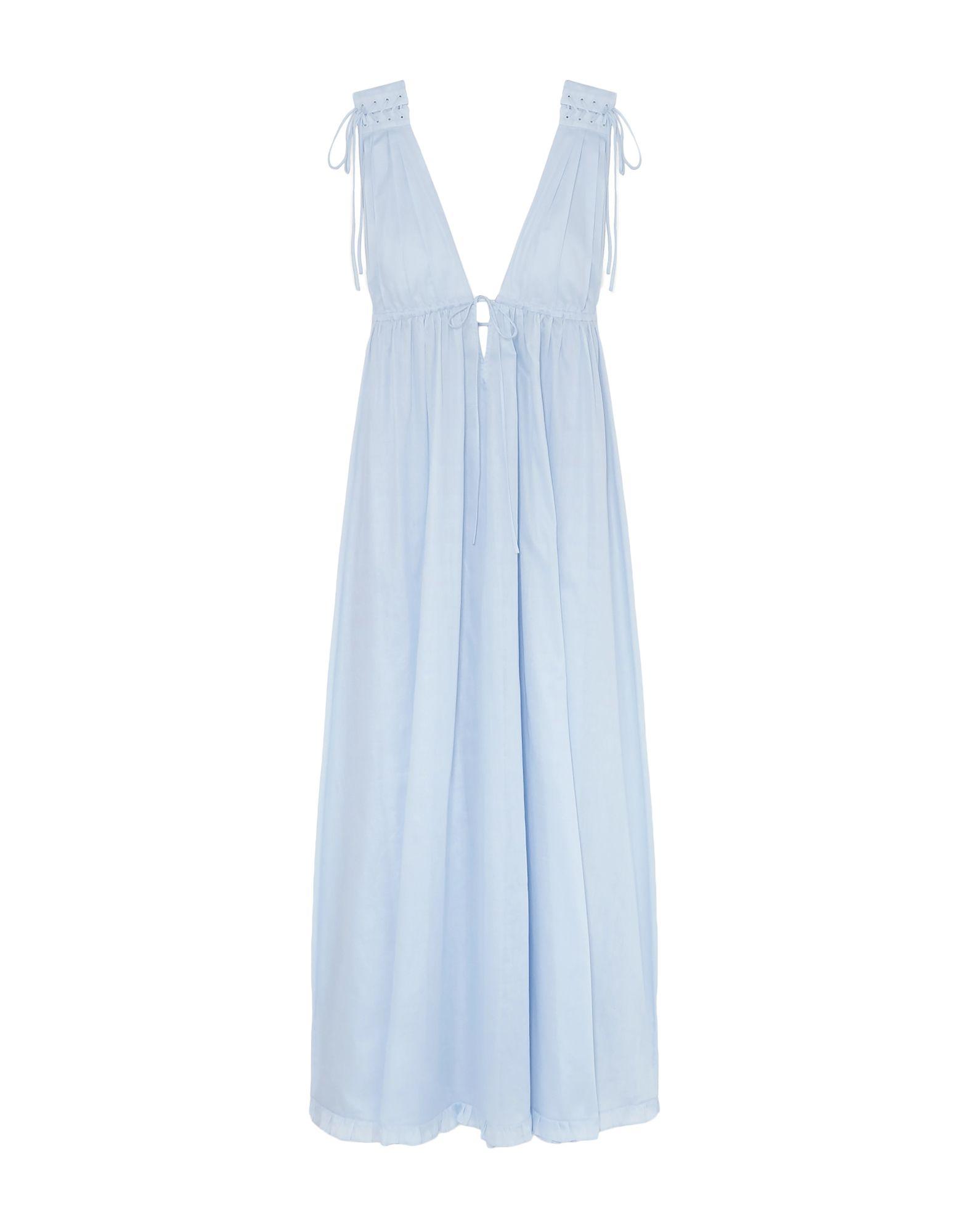 THREE GRACES LONDON Длинное платье three dots платье без рукавов