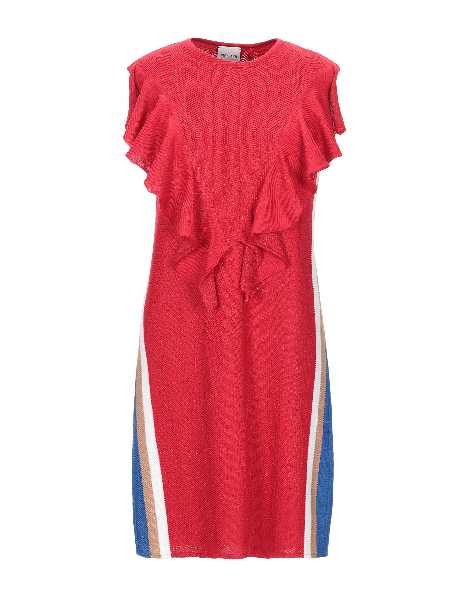 VIKI-AND Короткое платье платье frock and frill frock and frill fr055ewdlds8