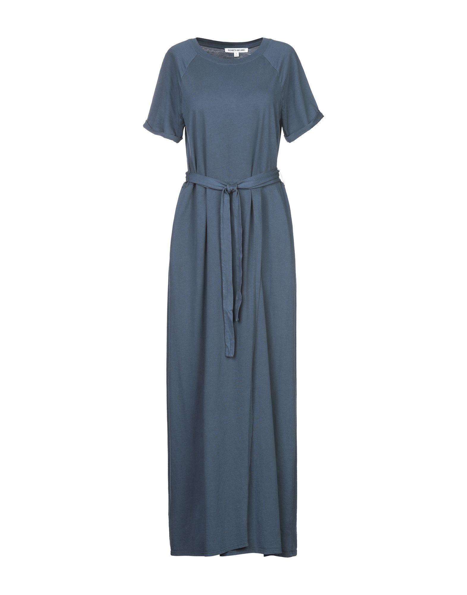 ELIZABETH AND JAMES Длинное платье цены онлайн