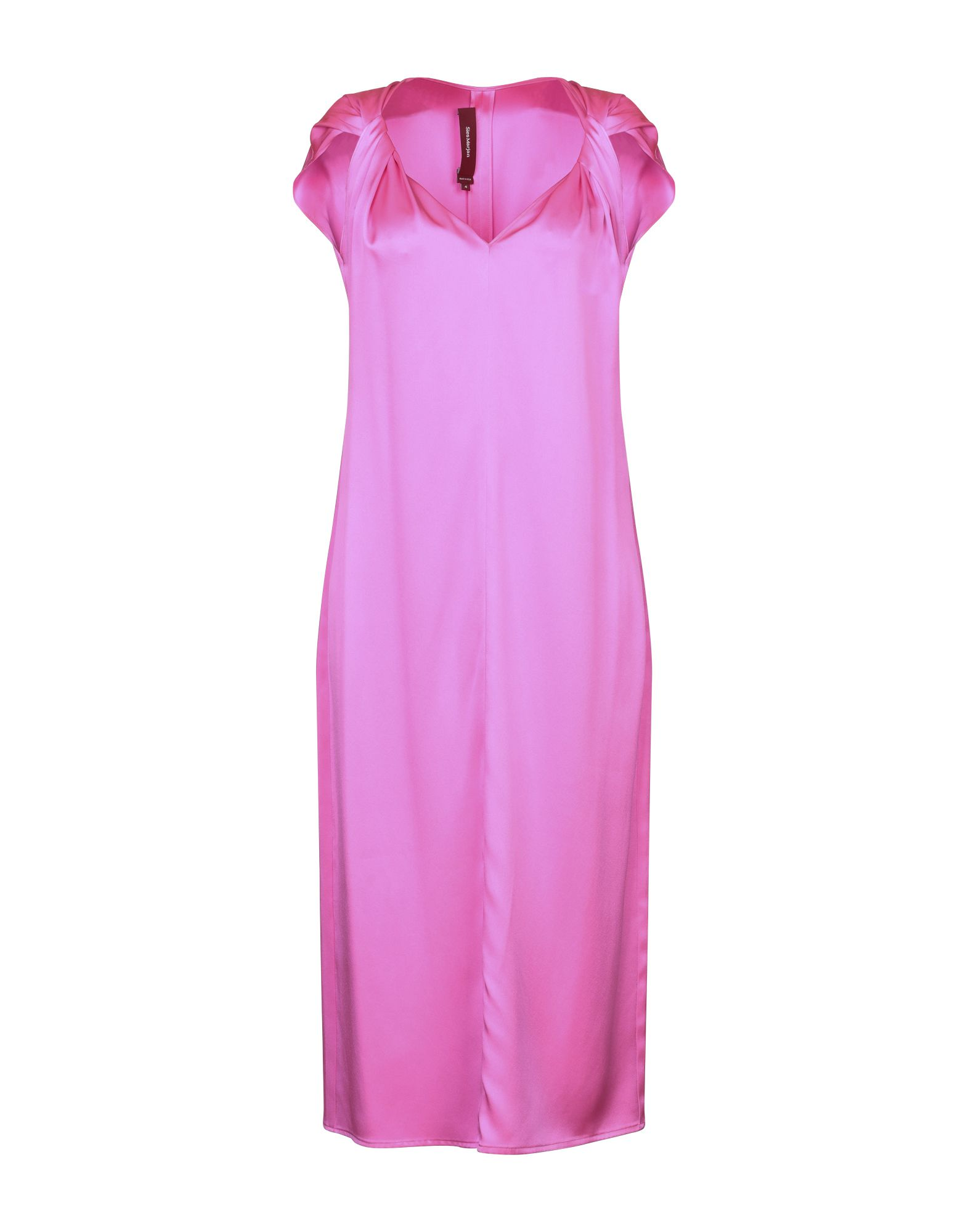 цена SIES MARJAN Платье длиной 3/4 онлайн в 2017 году