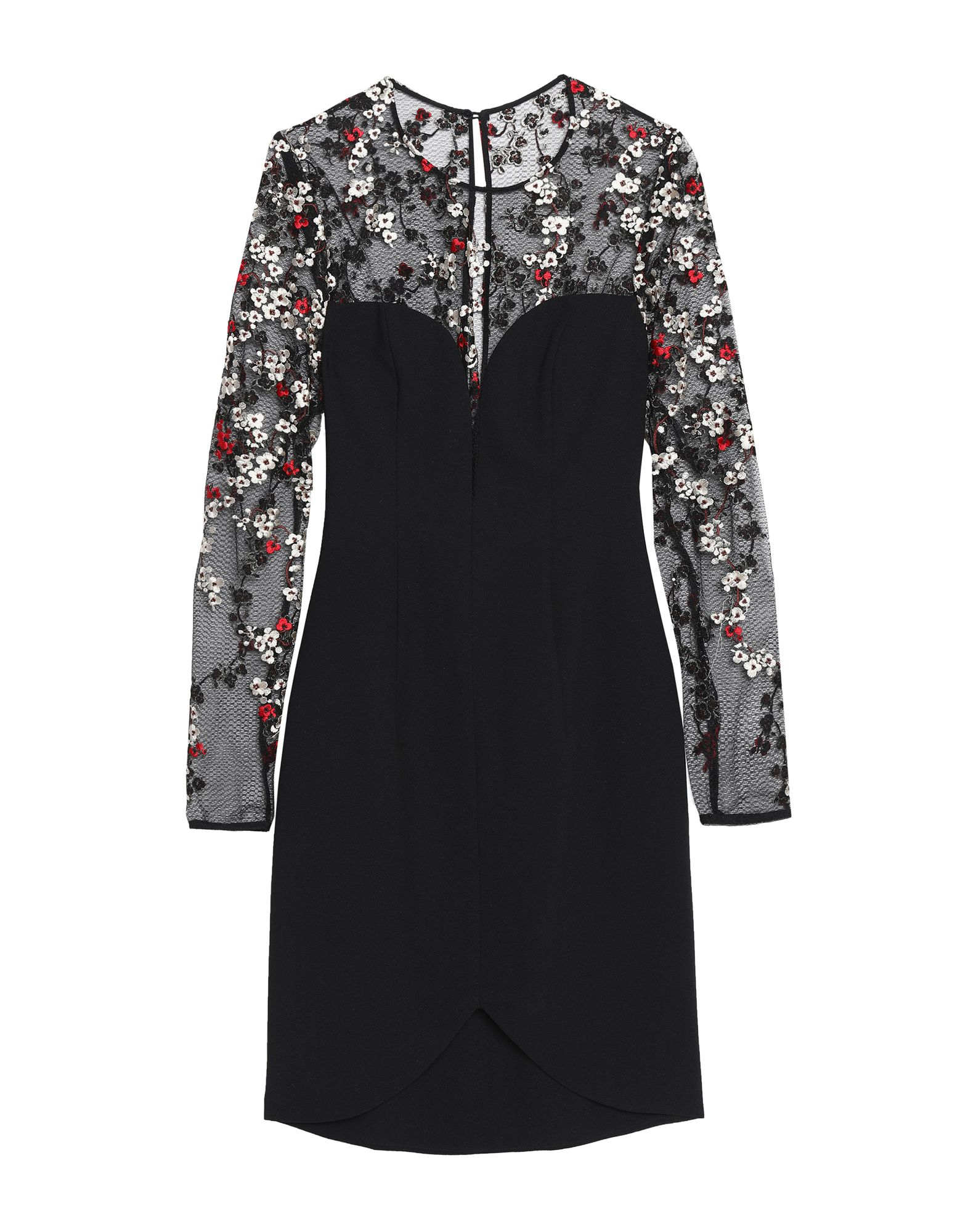 BLACK HALO EVE by LAUREL BERMAN Короткое платье