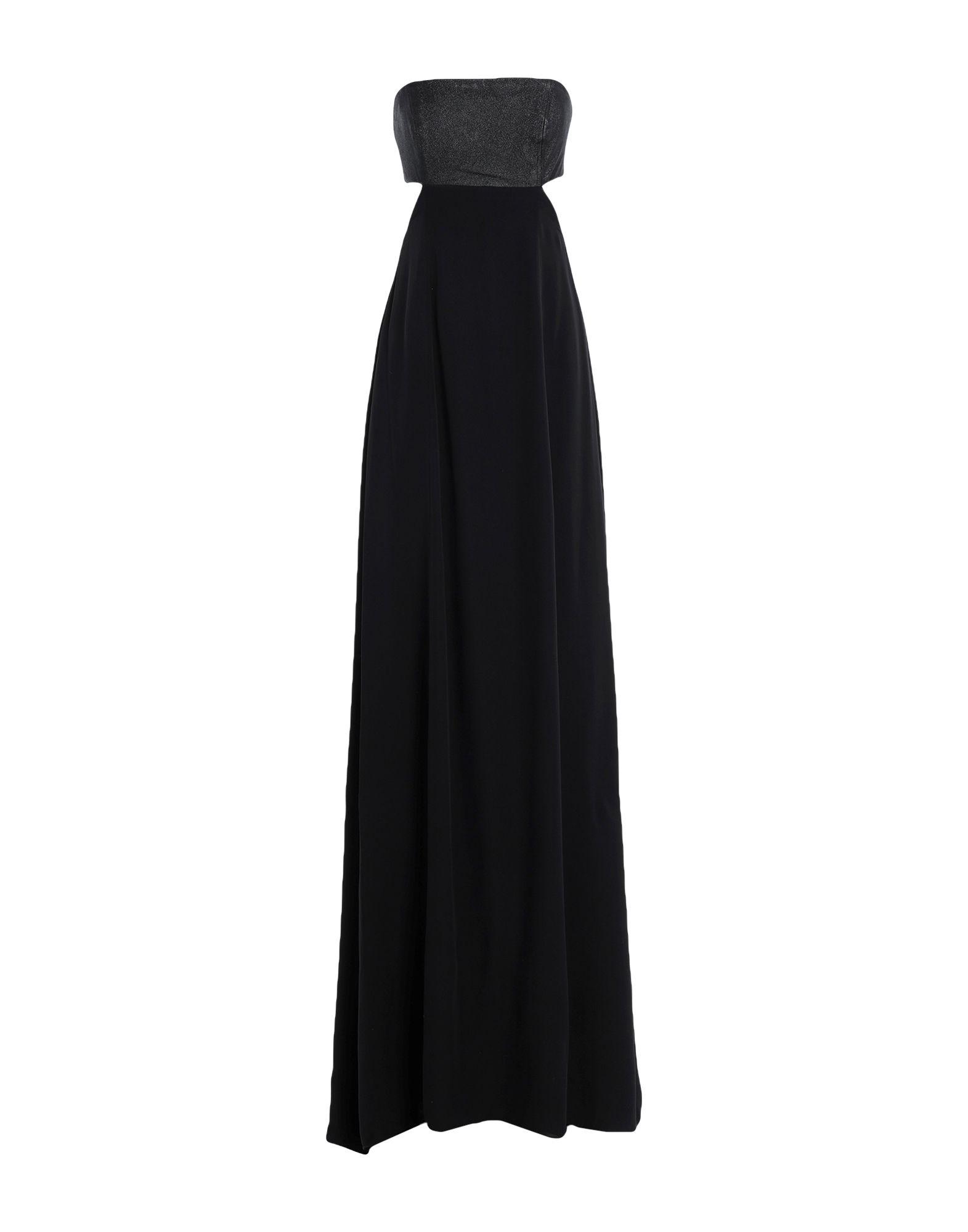 KARL LAGERFELD x KAIA Длинное платье