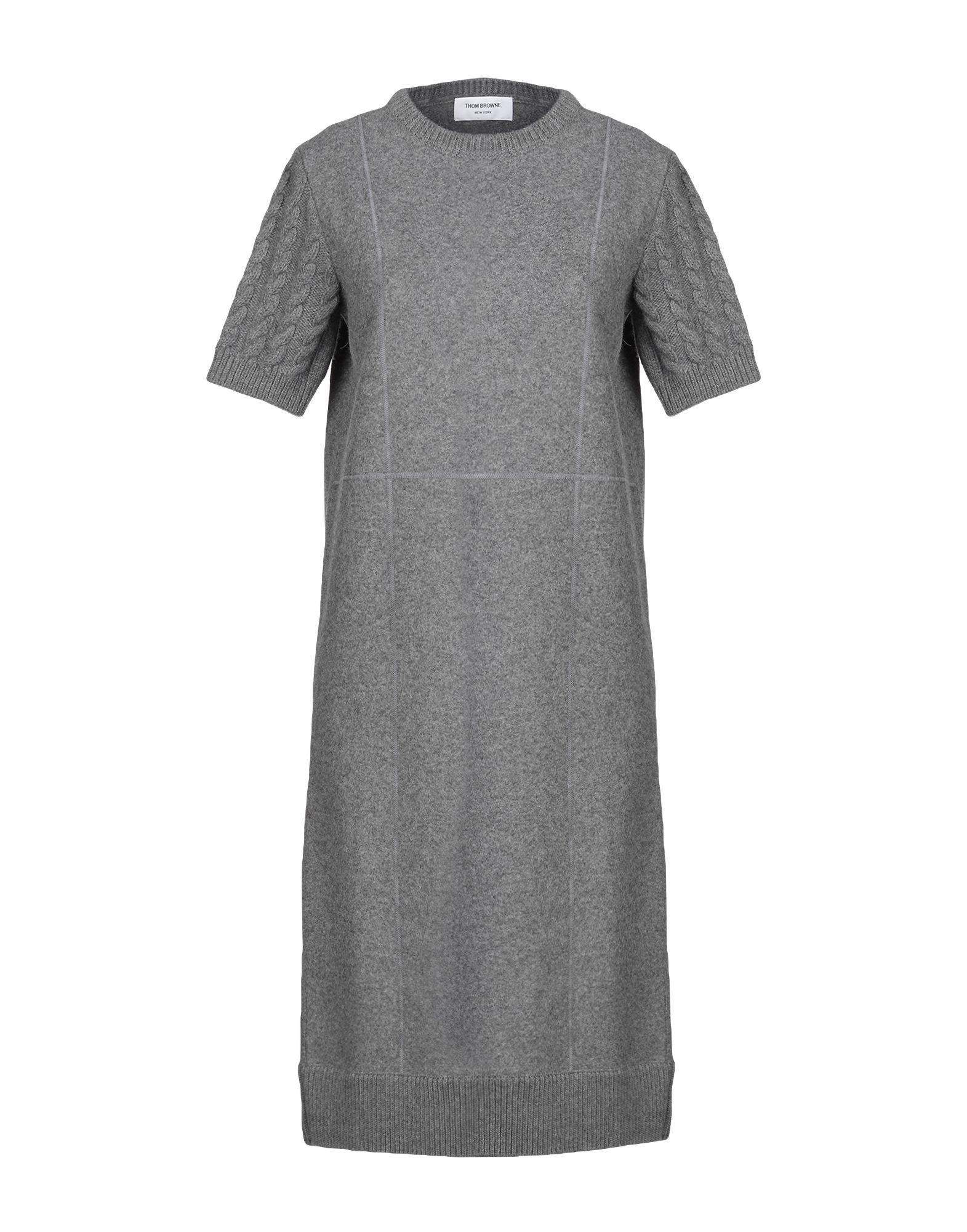 цена THOM BROWNE Платье до колена онлайн в 2017 году