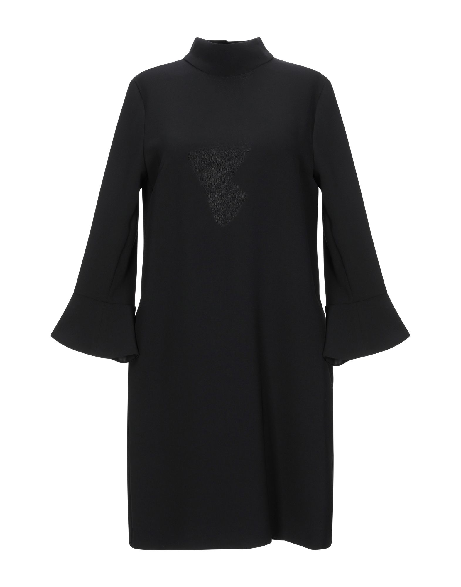 цена COMPAGNIA ITALIANA Короткое платье в интернет-магазинах