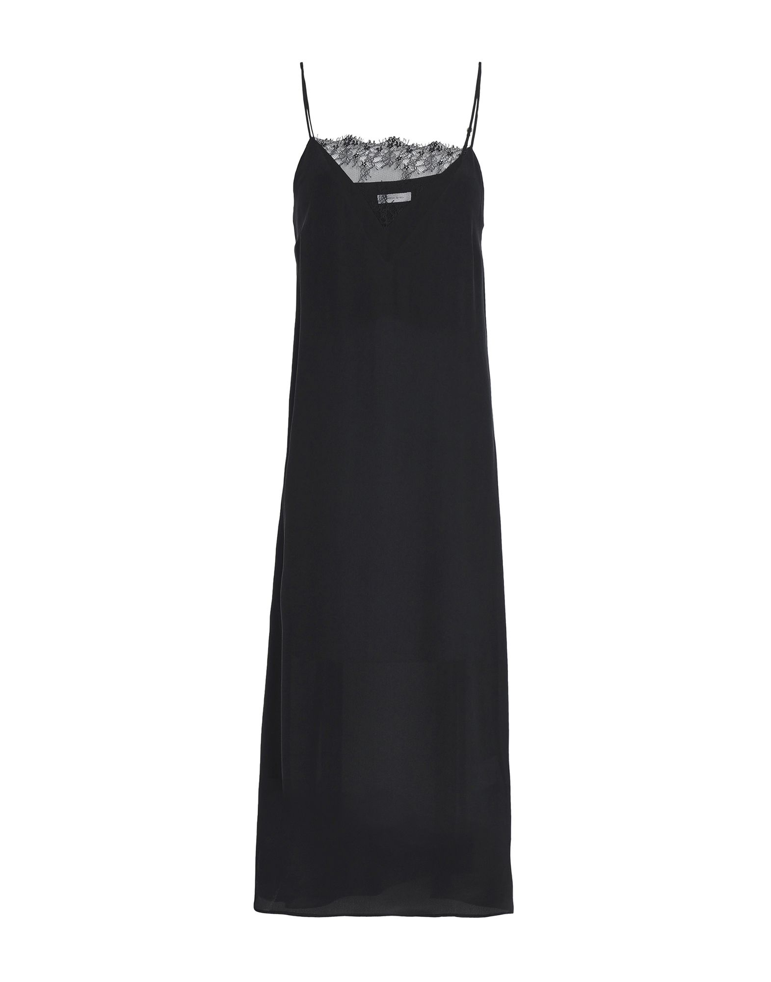 ANINE BING Платье длиной 3/4 anine bing pубашка