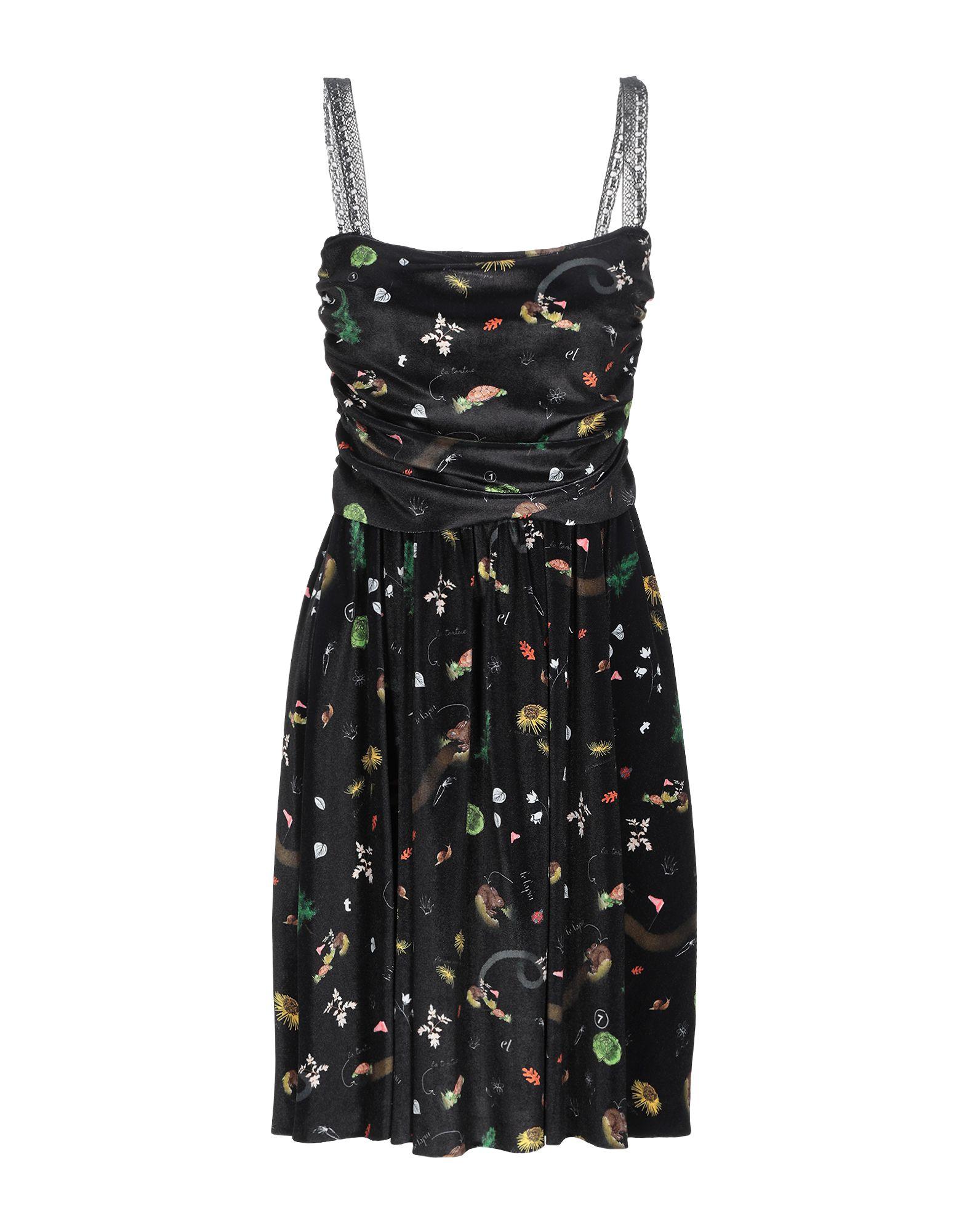 AU JOUR LE JOUR Короткое платье