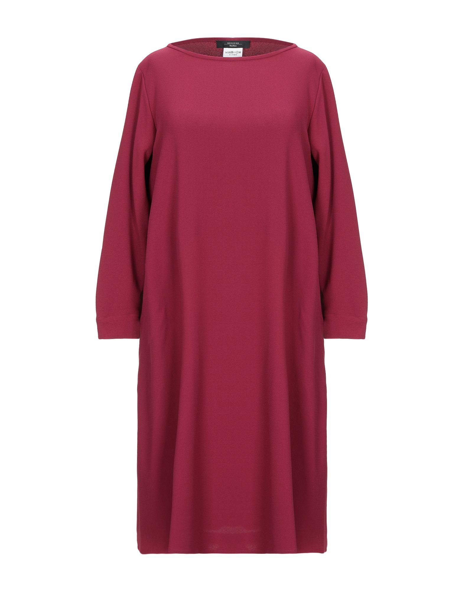 WEEKEND MAX MARA Короткое платье