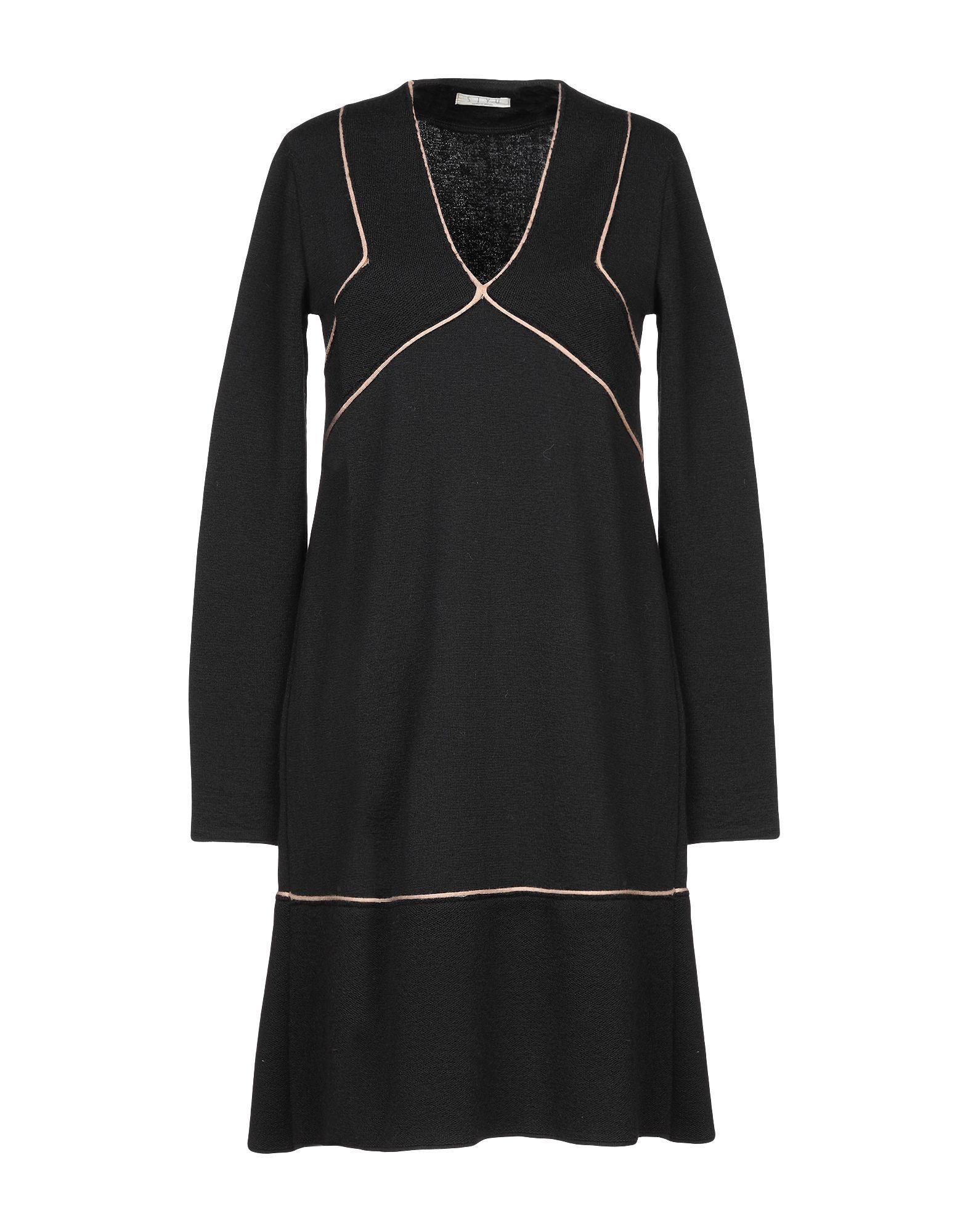 SIYU Короткое платье siyu короткое платье