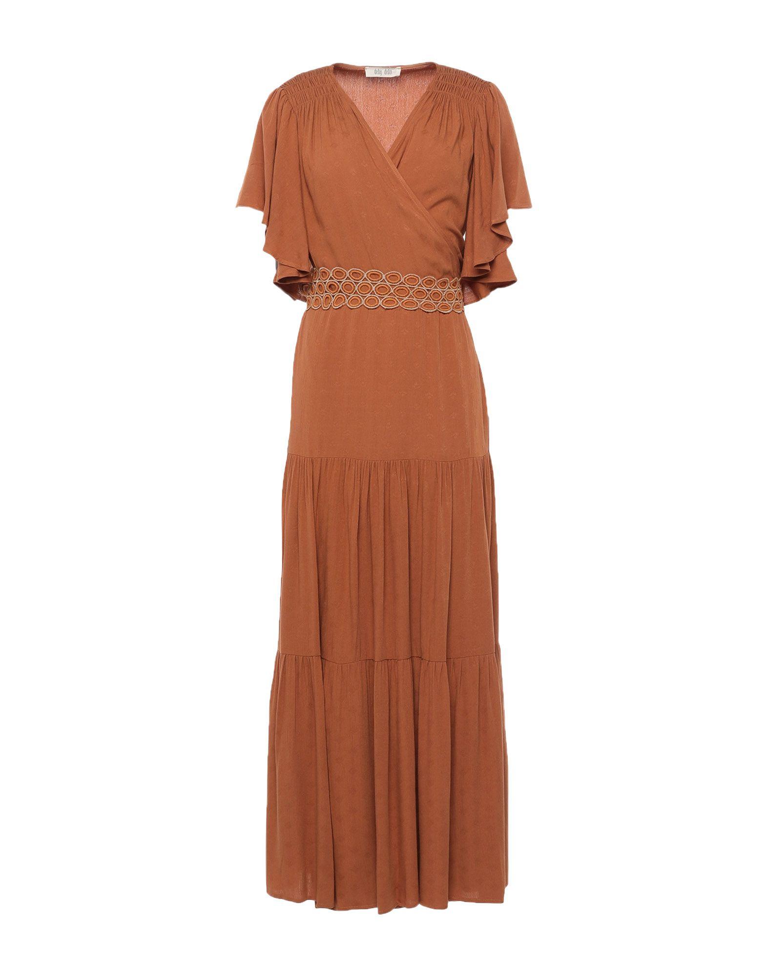 цены на DEBY DEBO Длинное платье  в интернет-магазинах